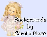 This Background is an Original of Carol's Place.